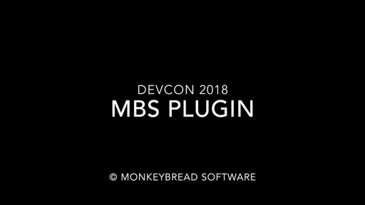 Monkeybread Software - MBS FileMaker Plugin 9 3